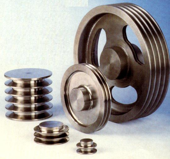 information about trapezoidal pulleys