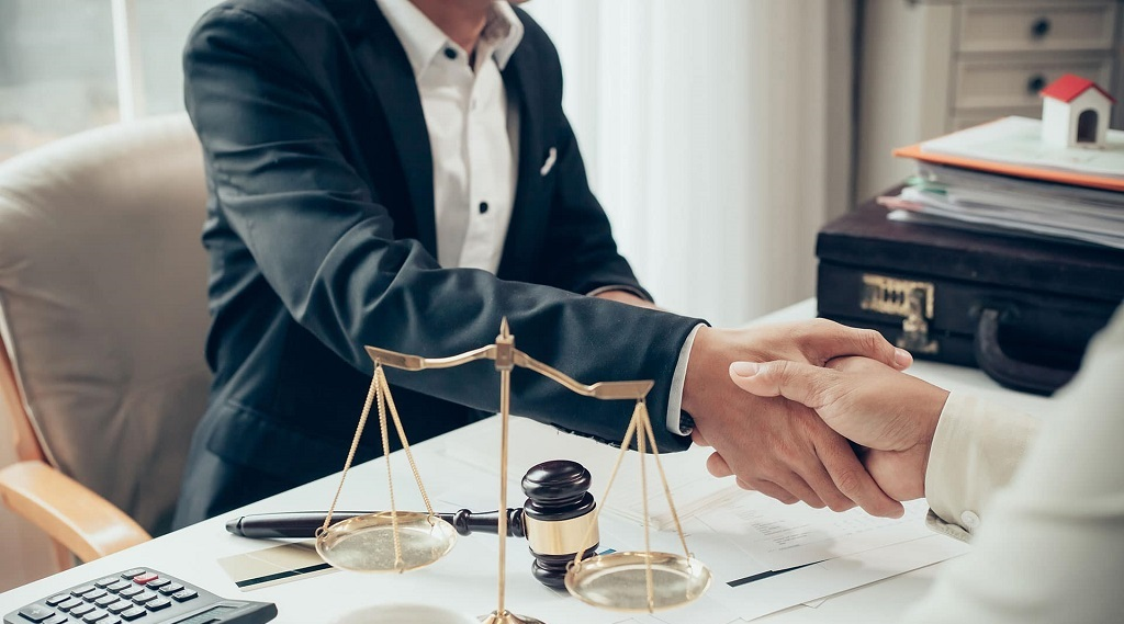 decision about your legal situation