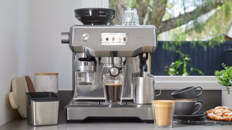 owning a coffee machine at home